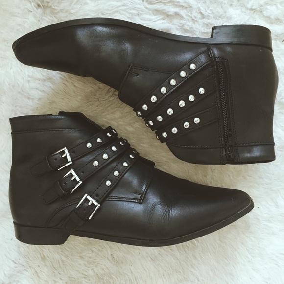ASOS Shoes - ASOS studded booties